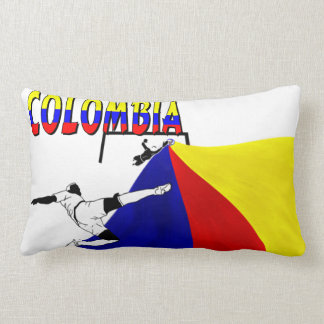 コロンビア ランバークッション