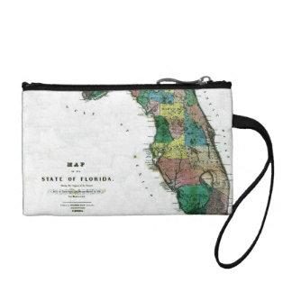 コロンブスによるフロリダ州の1856地図は引きました コインパース