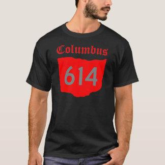 コロンブス614 Tシャツ