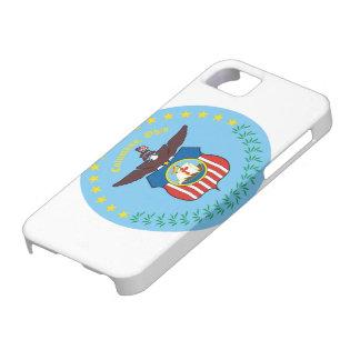 コロンブス、オハイオ州のシール iPhone SE/5/5s ケース