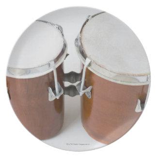 コンガのドラム プレート
