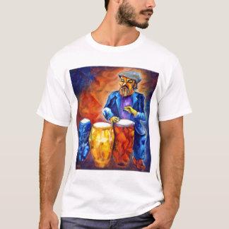 コンガの人 Tシャツ