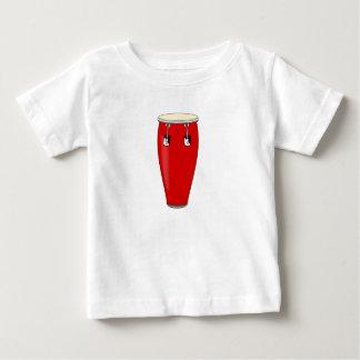 コンガの漫画 ベビーTシャツ
