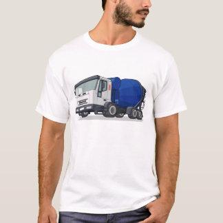 コンクリートミキサー車のトラック Tシャツ