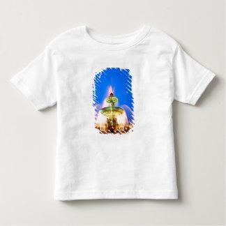 コンコルド広場、パリ、フランス トドラーTシャツ