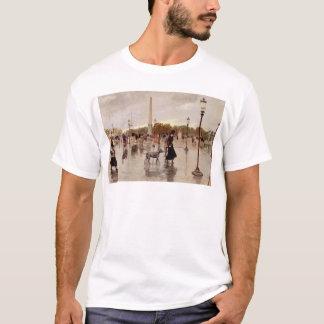 コンコルド広場 Tシャツ
