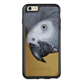 コンゴのアフリカ灰色のオウムこんにちは オッターボックスiPhone 6/6S PLUSケース