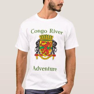 コンゴの冒険Co. Tシャツ