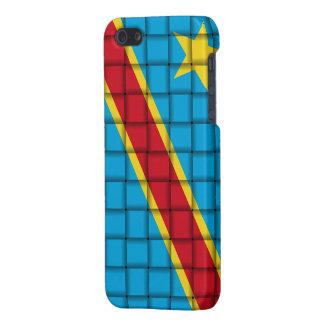 コンゴの旗 iPhone SE/5/5sケース