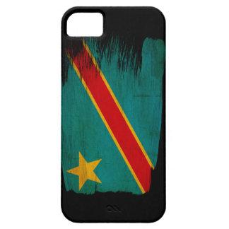 コンゴの旗 iPhone SE/5/5s ケース