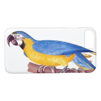 コンゴウインコのオウムの鳥の野性生物の動物のiPhone 7の場合 iPhone 8/7ケース