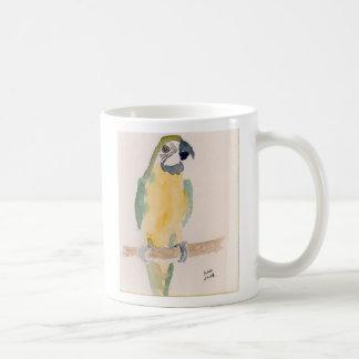コンゴウインコ コーヒーマグカップ