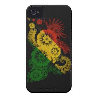 コンゴ共和国の旗 Case-Mate iPhone 4 ケース