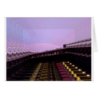 コンサートセクション126レフ上の虹 カード