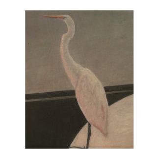 コンシュの家の鳥の木製の壁の芸術 ウッドウォールアート