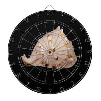 コンシュの貝のダート盤 ダーツボード
