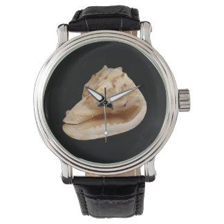コンシュの貝の腕時計 腕時計