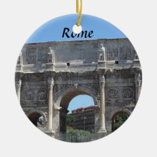 コンスタンチーヌ、ローマのアーチ セラミックオーナメント