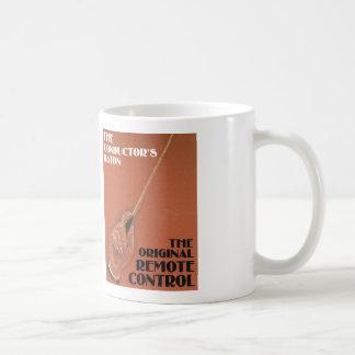 コンダクターのバトン コーヒーマグカップ