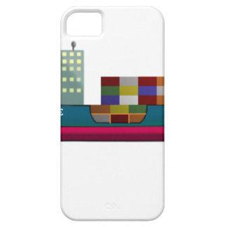 コンテナー船 iPhone SE/5/5s ケース