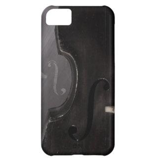 コントラバスfの穴-穹窖 iPhone5Cケース