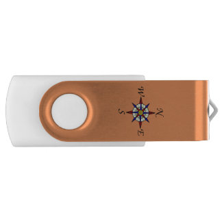 コンパス面図 USBフラッシュドライブ