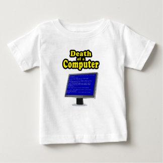 コンピュータつるすこと ベビーTシャツ