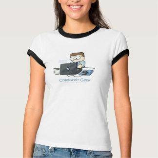 コンピュータオタク Tシャツ