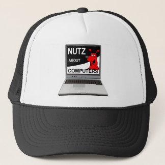 コンピュータファンのための帽子 キャップ
