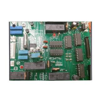 コンピュータマザーボードオタク系の iPad MINI ケース