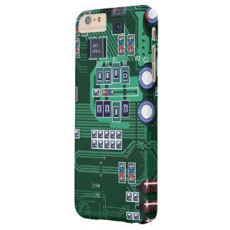 コンピュータマザーボード BARELY THERE iPhone 6 PLUS ケース