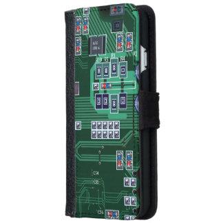 コンピュータマザーボード iPhone 6/6S ウォレットケース