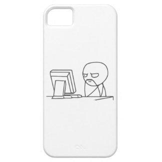 コンピュータ人のミーム- iPhone 5の場合 iPhone SE/5/5s ケース