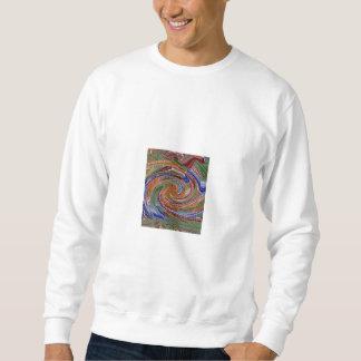 コンピュータ意識のデザイン スウェットシャツ