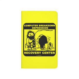 コンピュータ故障の不況の復旧センター ポケットジャーナル