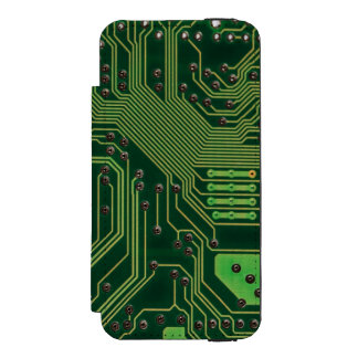 コンピュータ板 iPhone SE/5/5sウォレットケース