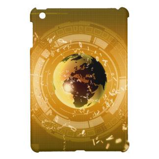 コンピュータ・サイエンス地球 iPad MINI カバー