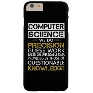 コンピュータ・サイエンス BARELY THERE iPhone 6 PLUS ケース