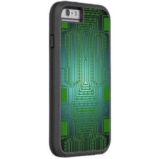 コンピュータ・チップの携帯電話の箱 TOUGH XTREME iPhone 6 ケース