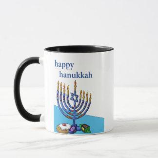 コンボのマグ、幸せなハヌカー マグカップ