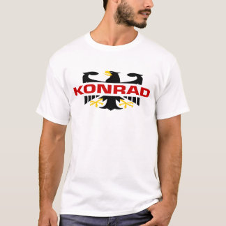 コンラートの姓 Tシャツ