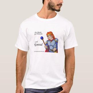 コンラートT-shirt主の Tシャツ