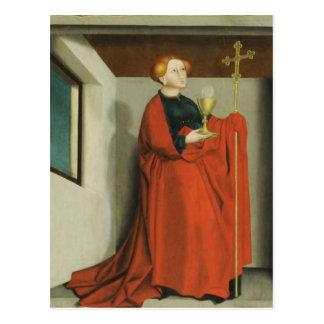 コンラートWitz著Ecclesia ポストカード