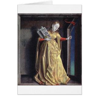 コンラートWitz著Synagoge カード