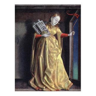コンラートWitz著Synagoge ポストカード