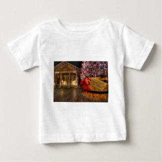 コヴェント・ガーデン、ロンドンのクリスマス ベビーTシャツ