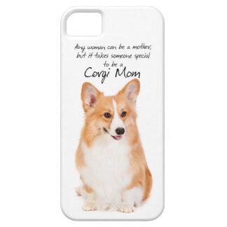 コーギーのお母さんのiPhone 5の場合 iPhone SE/5/5s ケース