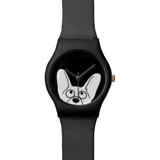 コーギーのクリーパーの腕時計 腕時計