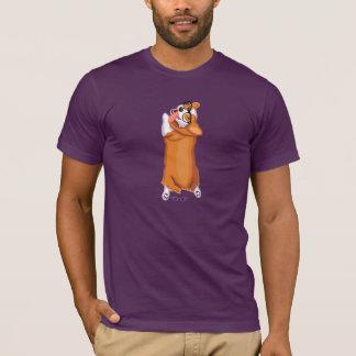 コーギーSploot Tシャツ