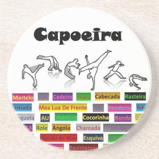 コースターのcapoeiraの影の灰色、Capoeiraの技術 コースター